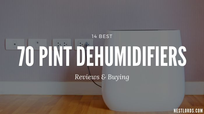 14 Best 70 Pint Dehumidifiers (2020) — Reviews & Buying