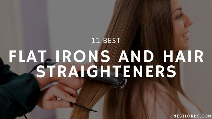 11 Best Flat Irons and Hair Straighteners of 2020 1