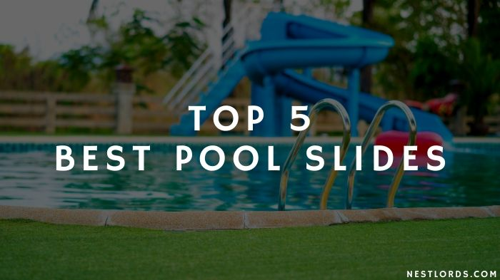 Top 5 Best Pool Slides 2020 Reviews 1