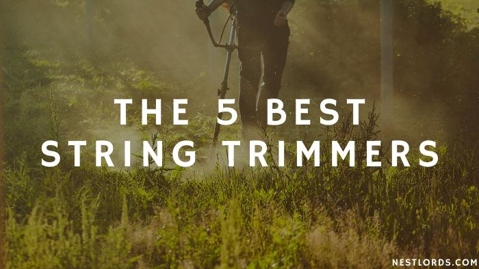 The 5 Best String Trimmers for 2020