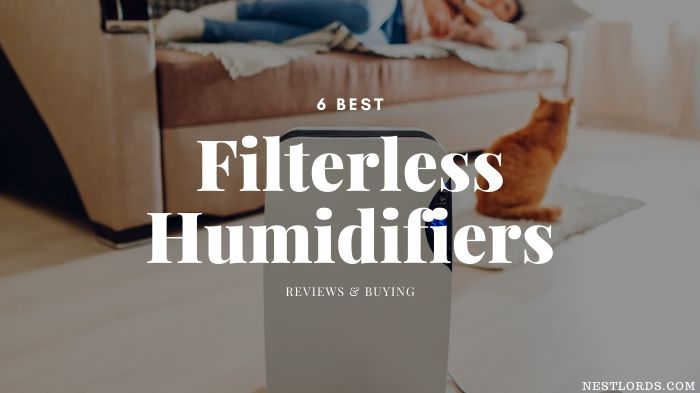 6 Best Filterless Humidifiers (Jan. 2020) — Reviews & Buying 1