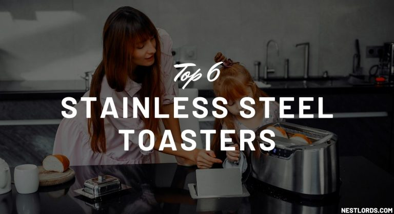 Top 6 Stainless Steel Toasters Reviews – Best Toaster to Buy 2020