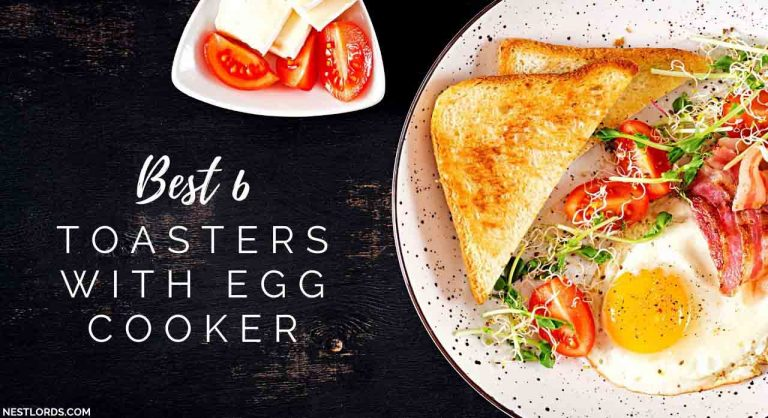 Best 6 Toasters With Egg Cooker Recommended by Experts 2020