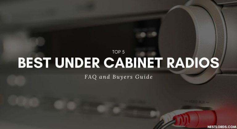 Top 5 Best Under Cabinet Radios – FAQ and Buyers Guide 2020