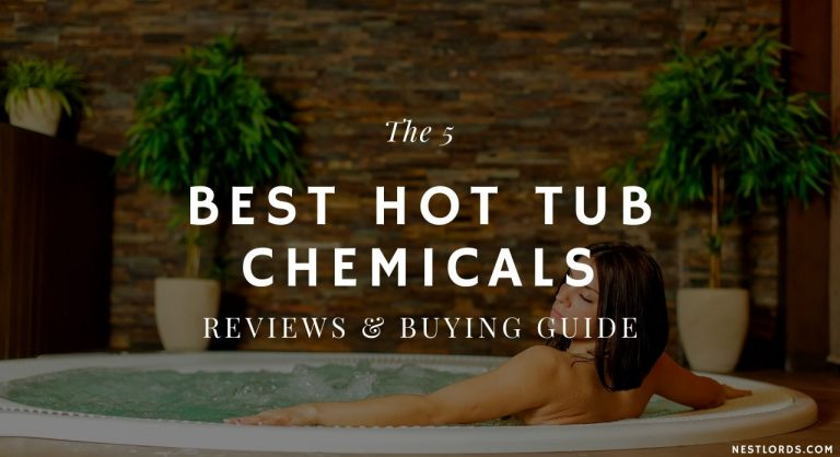 The 5 Best Hot Tub Chemicals 2020 Reviews & Buying Guide
