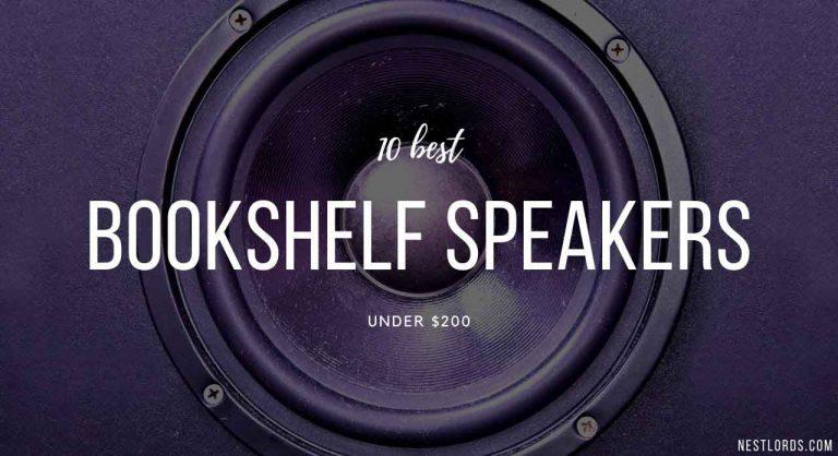10 Best Bookshelf Speakers Under $200