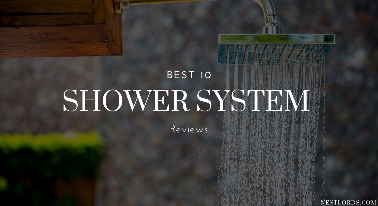 9 Best Shower System Reviews in 2020 & Buying Guide 1