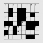 Crossword gifts