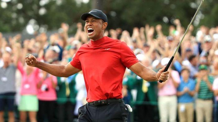Tiger Woods Biography 2020 1