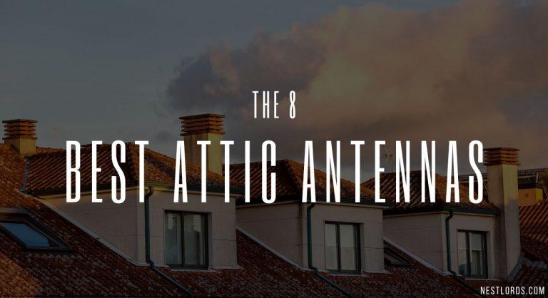 The 8 Best Attic Antennas of 2020