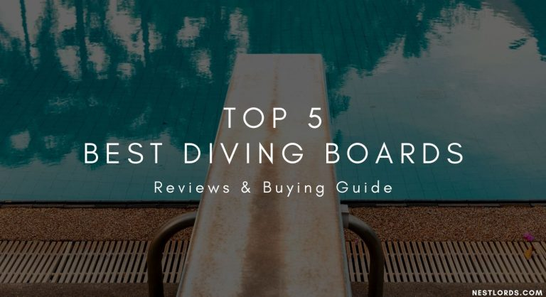 Top 5 Best Diving Boards 2020 Reviews & Buying Guide