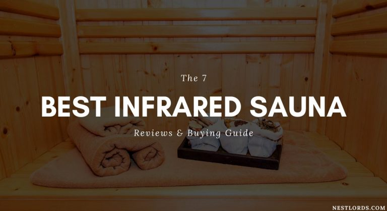 The 7 Best Infrared Sauna 2020 Reviews & Buying Guide