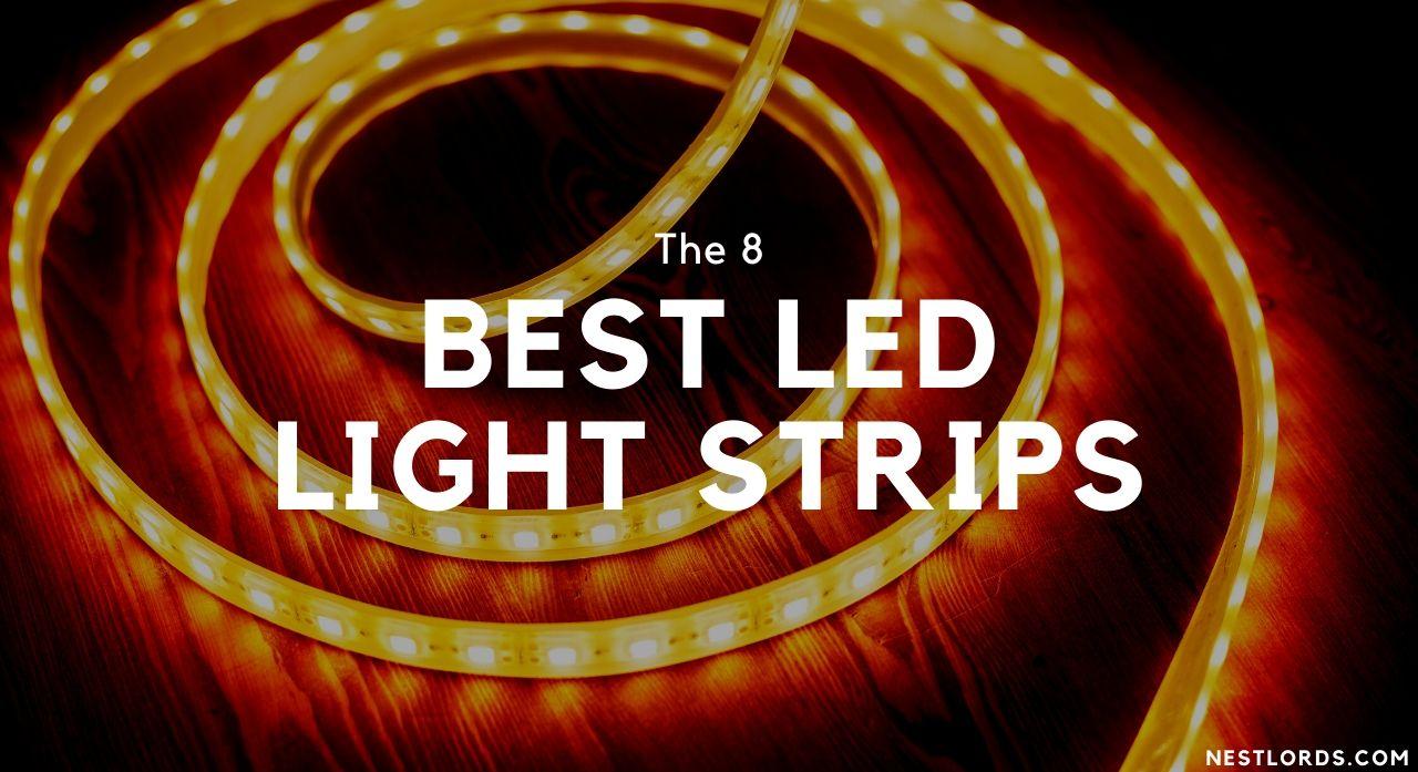 The 8 Best LED Light Strips 1