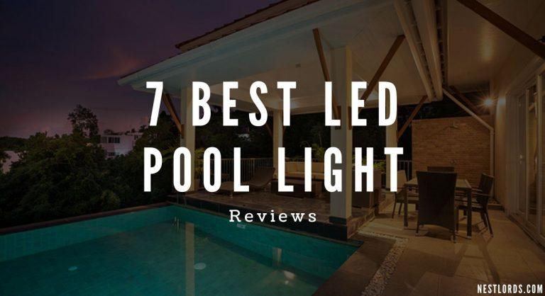 7 Best LED Pool Light 2020 Reviews
