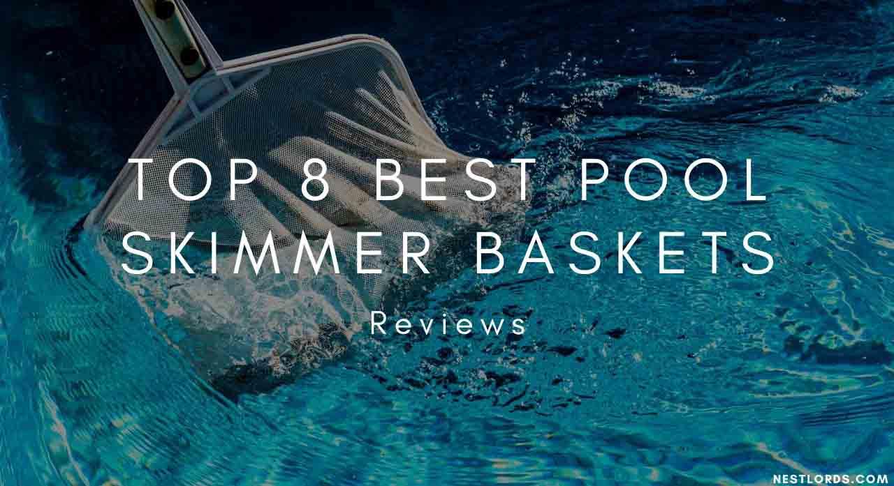 Top 8 Best Pool Skimmer Baskets 2020 Reviews 1