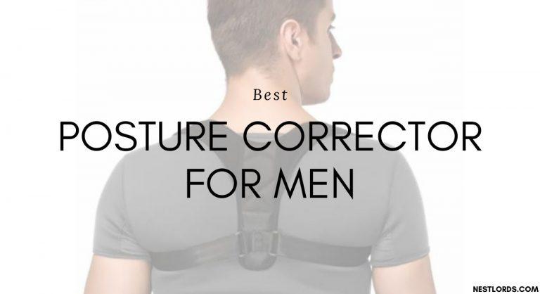 Top 5 Best Posture Correctors For Men 2020 Reviews