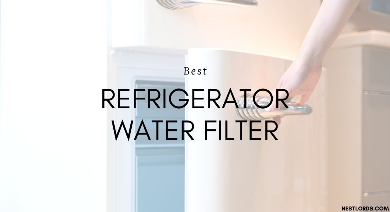 The 10 Best Refrigerator Water Filters in 2020 1