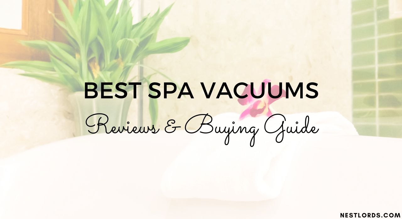 The 7 Best Spa Vacuums 2020 Reviews & Buying Guide 1