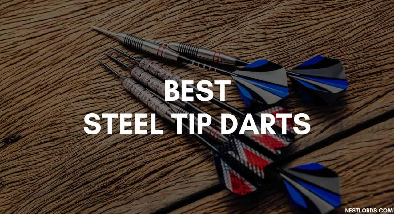 9 Best Steel Tip Darts 2020 – Reviews & Buying Guide 1