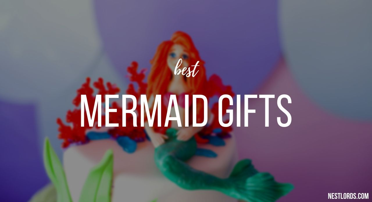 24 Gift Ideas For People Who Love Mermaids 1