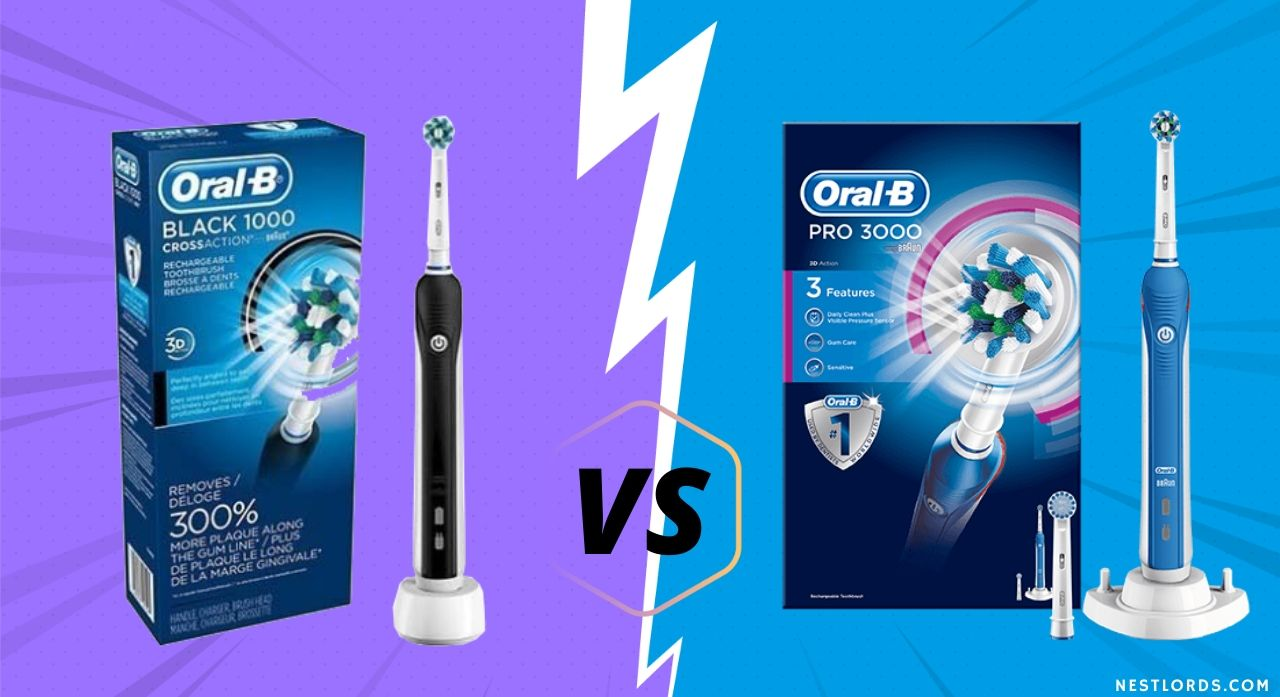 Oral B Pro 1000 vs 3000: Which One to Choose? 1