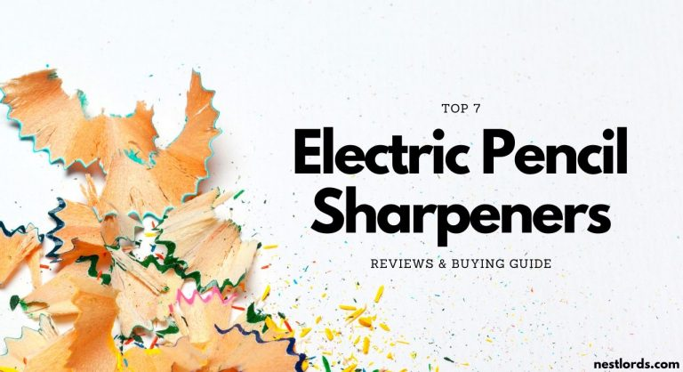 Top 7 Electric Pencil Sharpeners of 2020 Reviews & Buying Guide