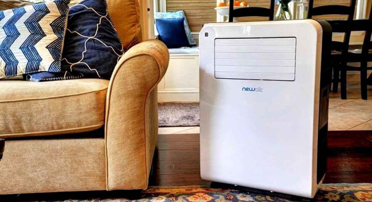 The 10 Best Portable Air Conditioner With Heater Combos 1