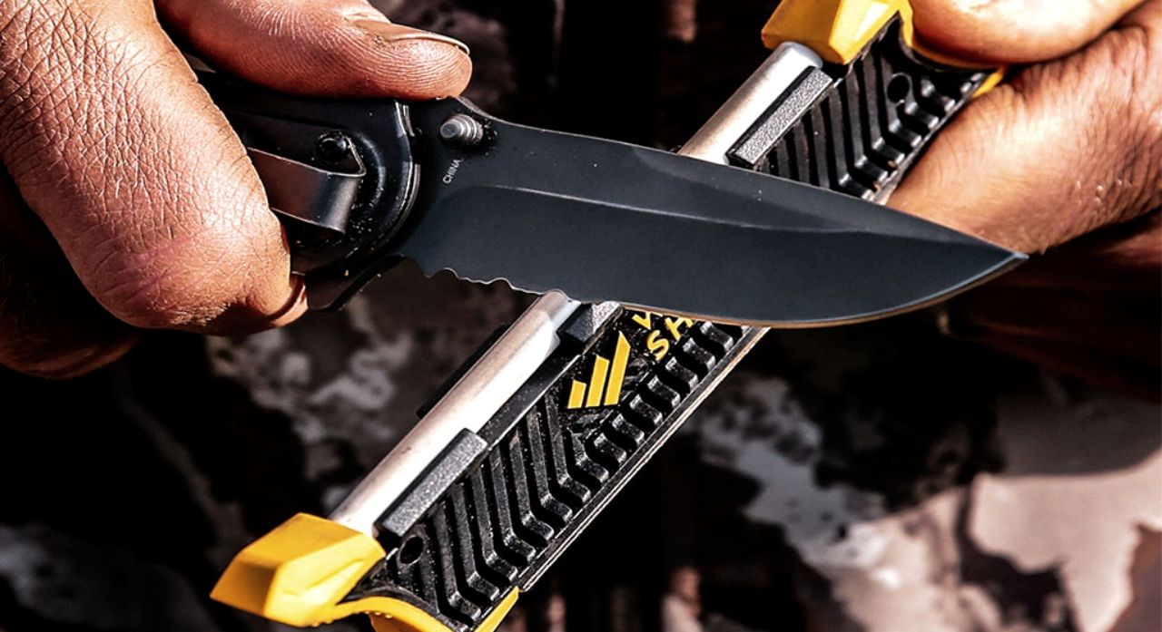 8 Best Hunting Knife Sharpeners For Every Hunter In 2020 Reviews 1