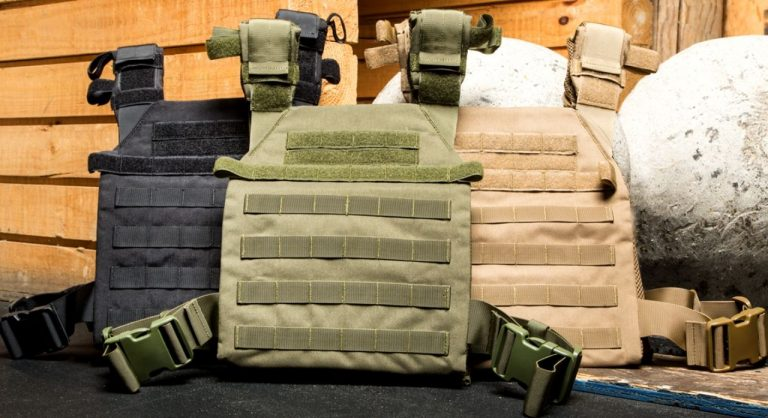 The Best 5 Tactical Plate Carrier Vests On The Market Today