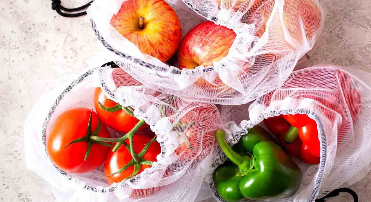 12 Best Reusable Produce Bags for Fruits and Veggies 2020 1