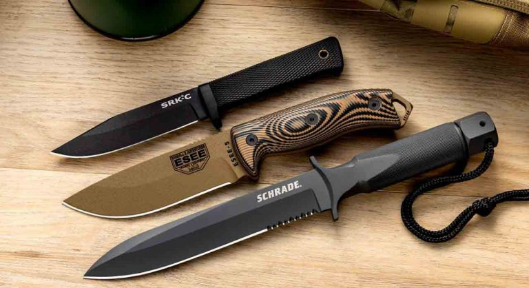 The Best Survival Knife of 2020: Reviews