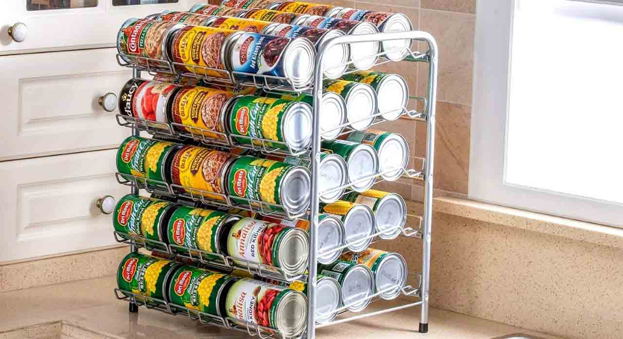 The 8 Best Can Storage Racks in 2020 - Best Can Organizers 1
