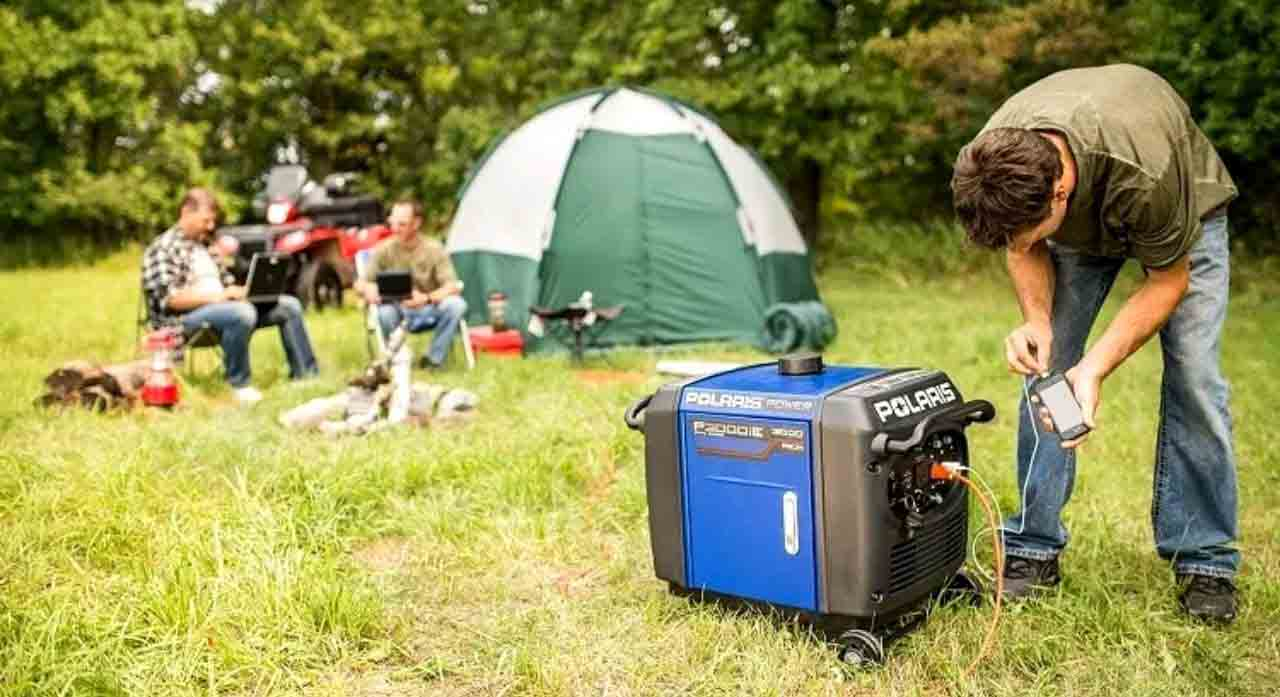 12 Best Portable Small Camping Generators of 2020 1