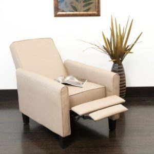 Lucas Club Recliner Chair