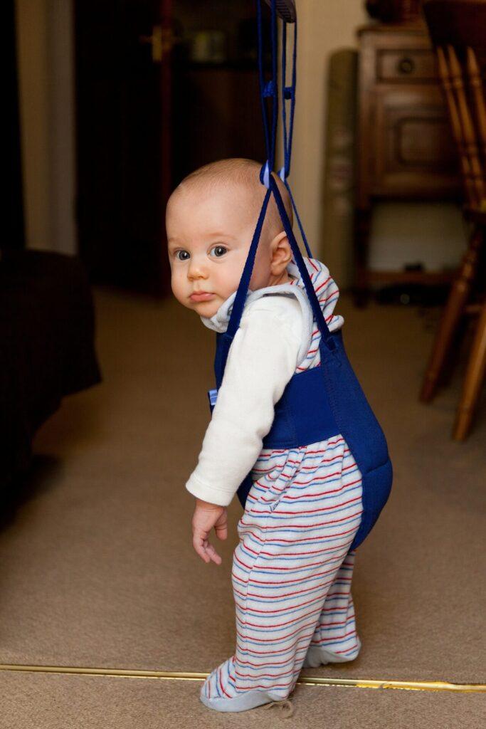 When Do Babies Outgrow Swings