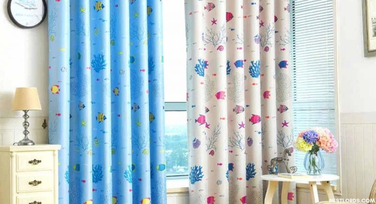 Best Blackout Curtains for Nursery & Kids Room (2021 Reviews)