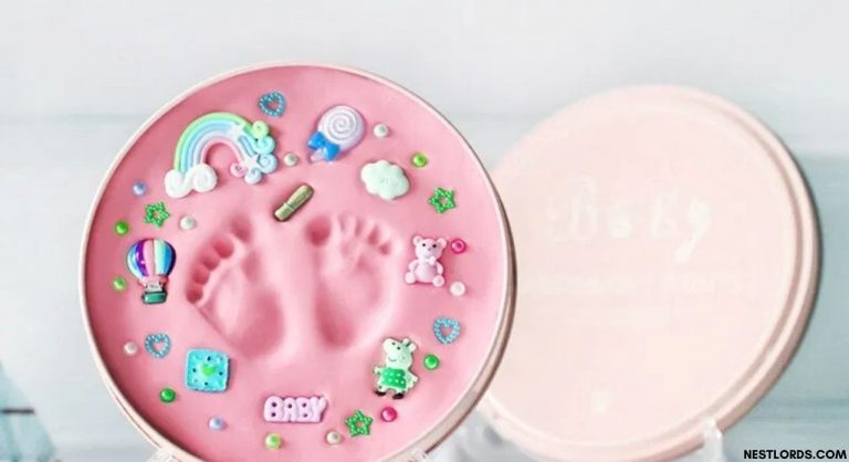Best Clay for Handprints and Footprints for Baby