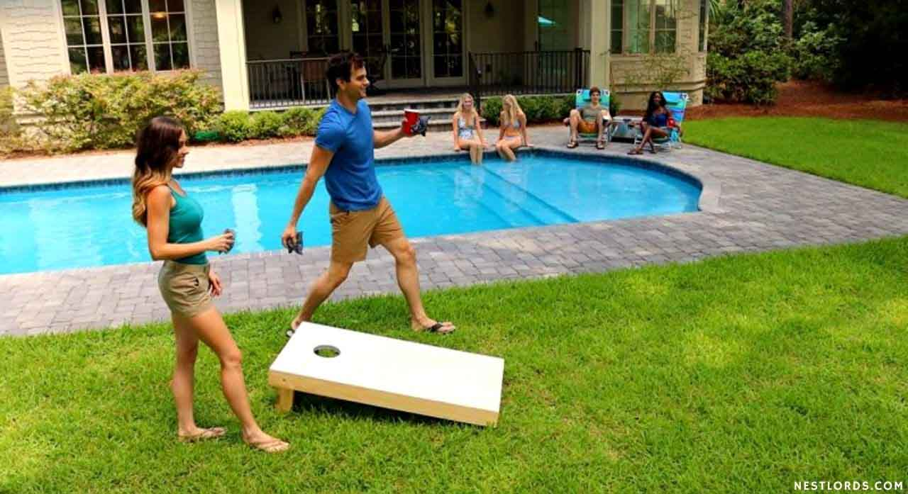 Top 6 Best Cornhole Boards of 2020 - Ultimate Buying Guide & Reviews 1