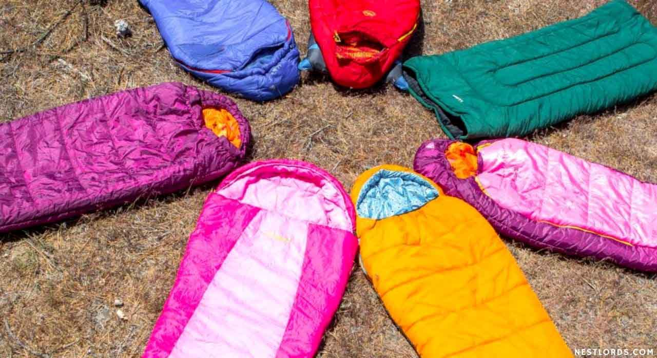 10 Best Kids' Sleeping Bags for Camping or Everyday Usage 1