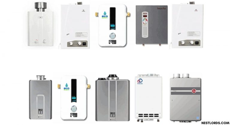 Best Tankless Water Heater Reviews 2020