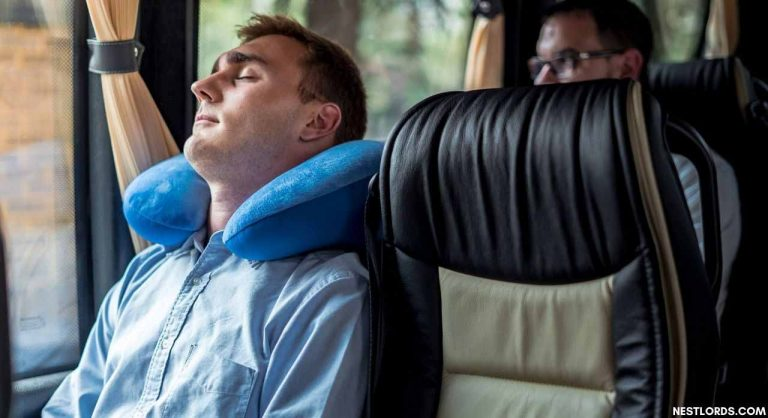 How to Travel and Sleep Comfortably on a Train?