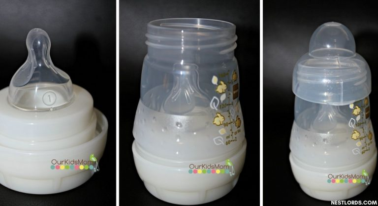 How To Sterilize Mam Bottles [4 Ways To Do It]