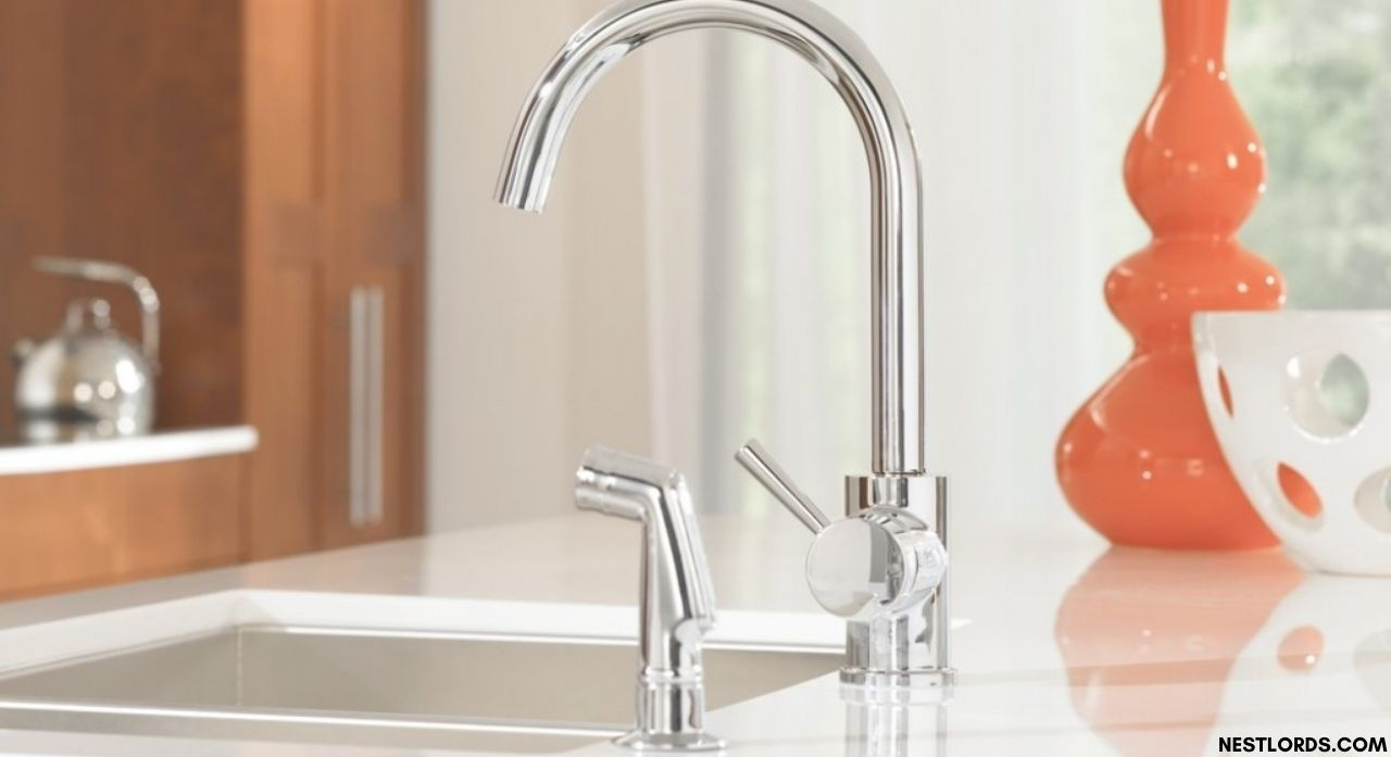 Moen 7175 Level Pull Out Kitchen Faucet Review Nestlords