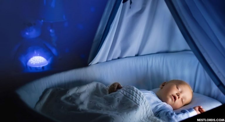 Should Babies Sleep with a Night Light?