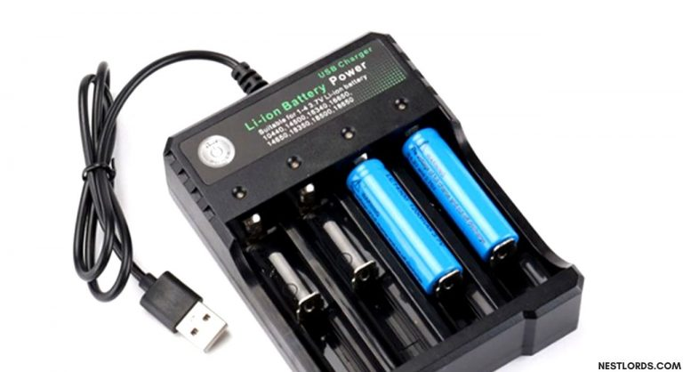 The Best 18650 Battery Charger – Reviewing the Top 10 Pick for 2020