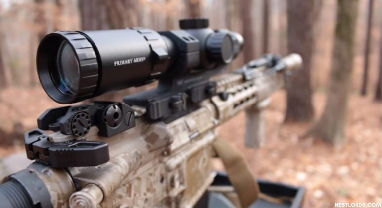 Best AR Scope Under $200: Top 10 Options for 2020