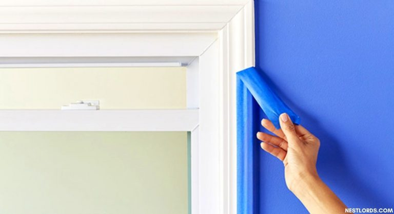 Top 5 Best Painter's Tape for Trims, Skirting and Interiors