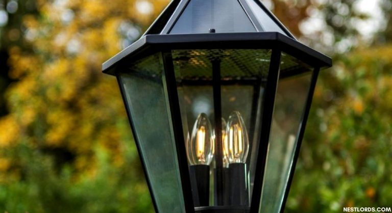 Best Solar Lamp Post Lights – Top 9 Reviews of 2020