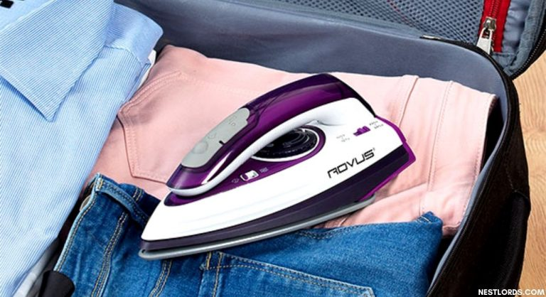 The Best Travel Iron in 2020: Reviews, Tips & Buyer's Guide