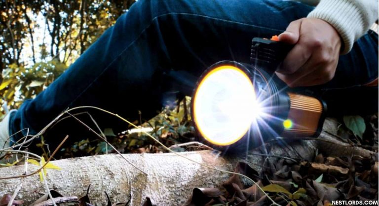The Best Handheld Spotlight in 2020 – Reviews and Buying Guide